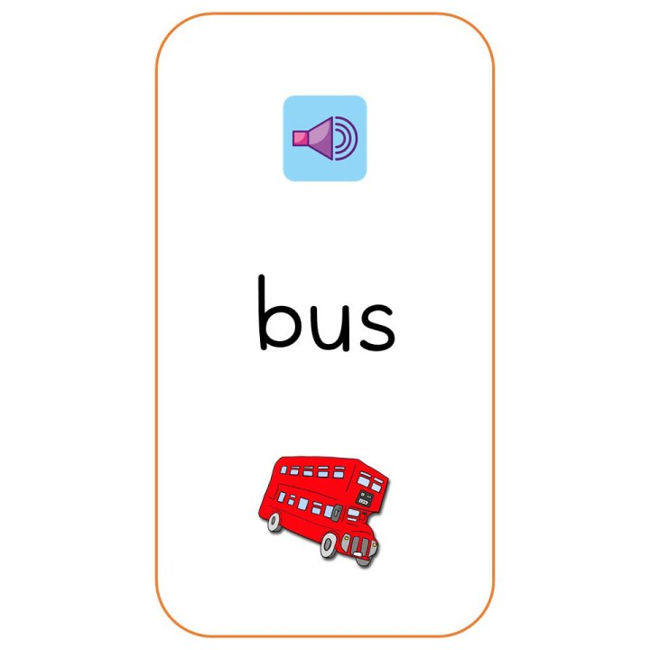 Interactive flashcards
