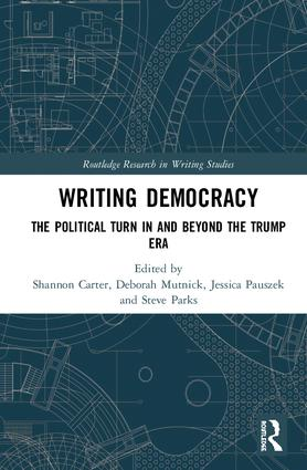 Writing Democracy Book Cover