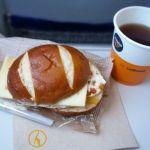 <ルフトハンザ・ドイツ航空機内食>LH1336/FRA-BUD/フランクフルト-ブダペスト