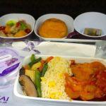 <タイ国際航空機内食>TG431/BKK-DPS/バンコク-バリ島(その3)