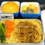 <マカオ航空機内食>NX881/BKK-MFM/バンコク(スワンナプーム)-マカオ