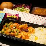 【カタール航空機内食】QR244/SAW-DOH/イスタンブール(サビハギョクチェン)-ドーハ