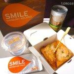 【タイ・スマイル航空機内食】WE241/BKK-KBV/バンコク(スワンナプーム)-クラビ