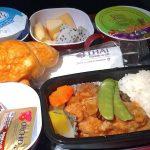 【タイ国際航空機内食】TG640/BKK-NRT/バンコク(スワンナプーム)-東京(成田)