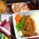 【フィリピン航空機内食】PR732/MNL-BKK/マニラ-バンコク(スワンナプーム)