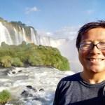 【ほぼリアルタイム紀行】世界遺産イグアスの滝(ブラジル側)