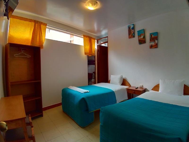 【世界一周】マチュピチュ村中心部のお手頃ホテル「El Tambo Machupicchu」