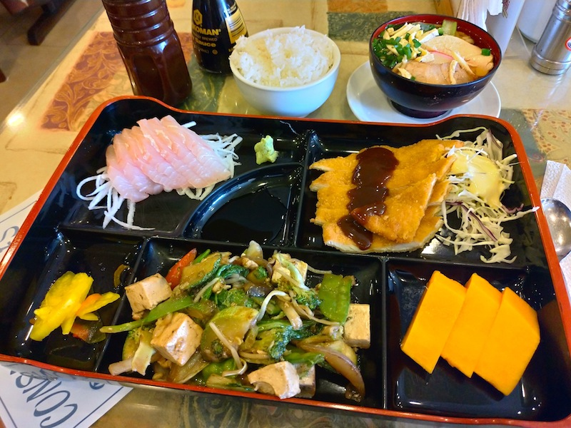 【世界一周】日秘文化会館(日本ペルー文化会館)で日本食ランチ