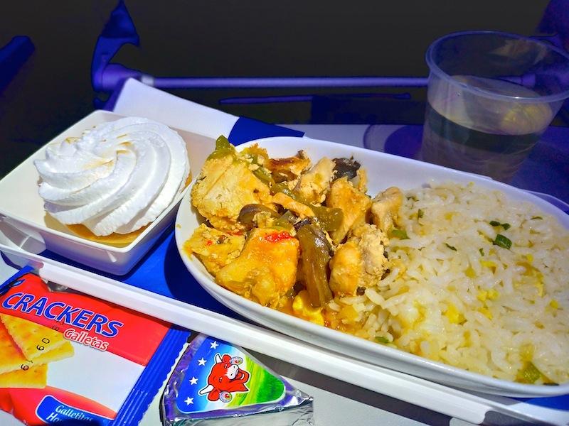 【LATAMチリ航空機内食・搭乗記】LA1114/SCL-LIM/サンティアゴ-リマ