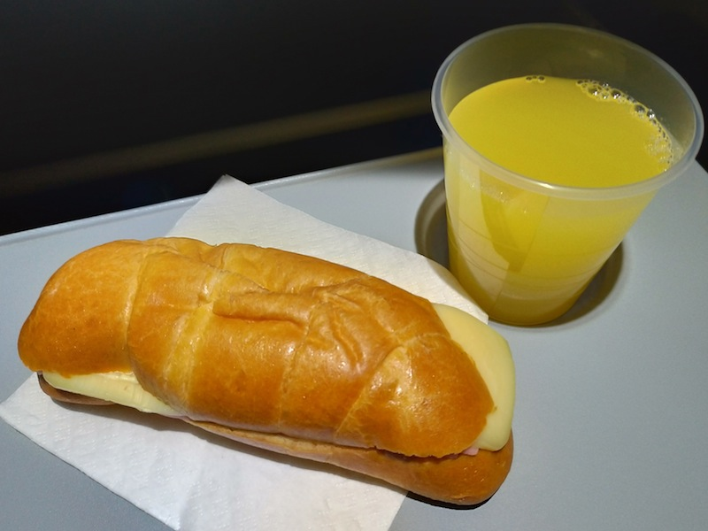 【LATAMペルー航空機内食・搭乗記】LA2400/LIM-LPB/リマ-ラパス