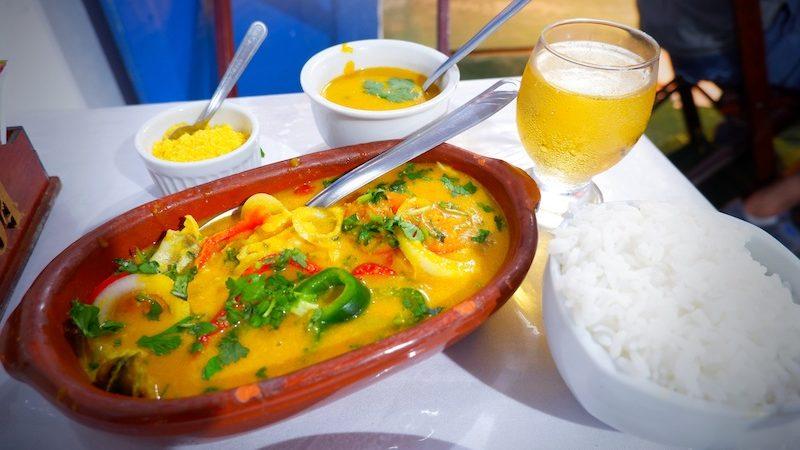 【世界一周】パラチーでブラジル料理「ムケッカ/Moqueca」を食べる