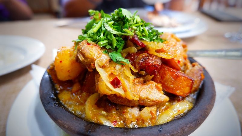 【世界一周】トビリシの観光レストラン「カランダ/Kalanda」で美味しいジョージア料理を