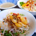 【ベトナム】古都フエの名物料理コムヘン(シジミご飯)でほっこりランチ