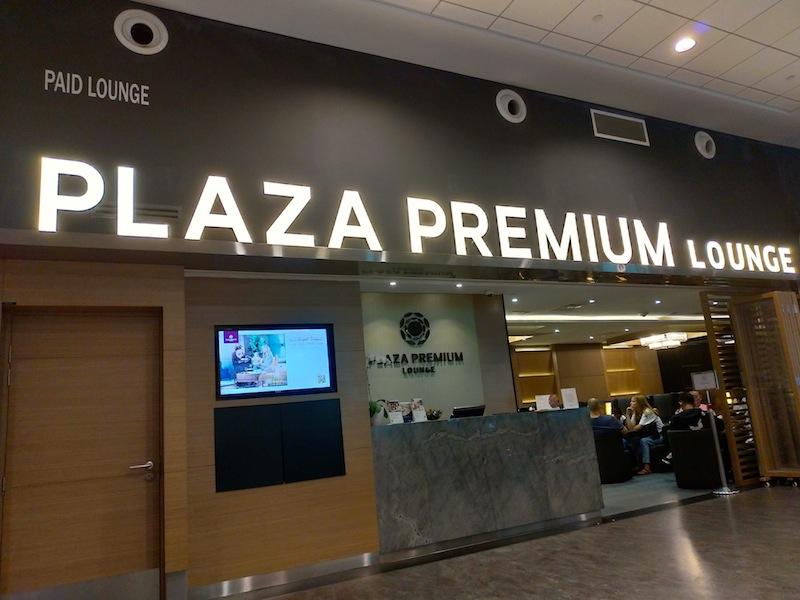 【空港ラウンジ】クアラルンプール国際空港(KUL)KLIA2エアサイドL8ゲートそば「Plaza Premium Lounge」