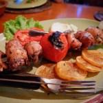 プロンポンの老舗レバノン料理「ザ・シダー/The Cedar」