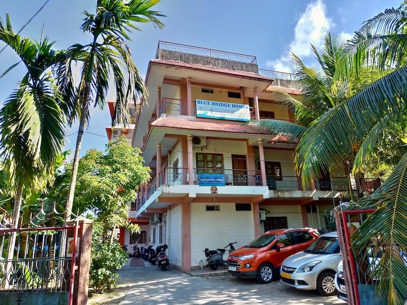 【インド】ポートブレアの長期滞在向けホテル「Blue Bridge Homes」