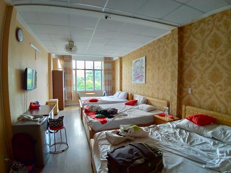 【ベトナム】ホーチミン・ファングーラオ通りの便利ホテル「RedDoors @ Pham Ngu Lao Street 4」