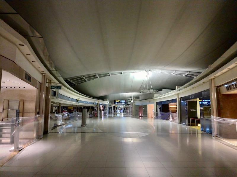 【コロナ帰国①】バンコク・スワンナプーム空港の様子