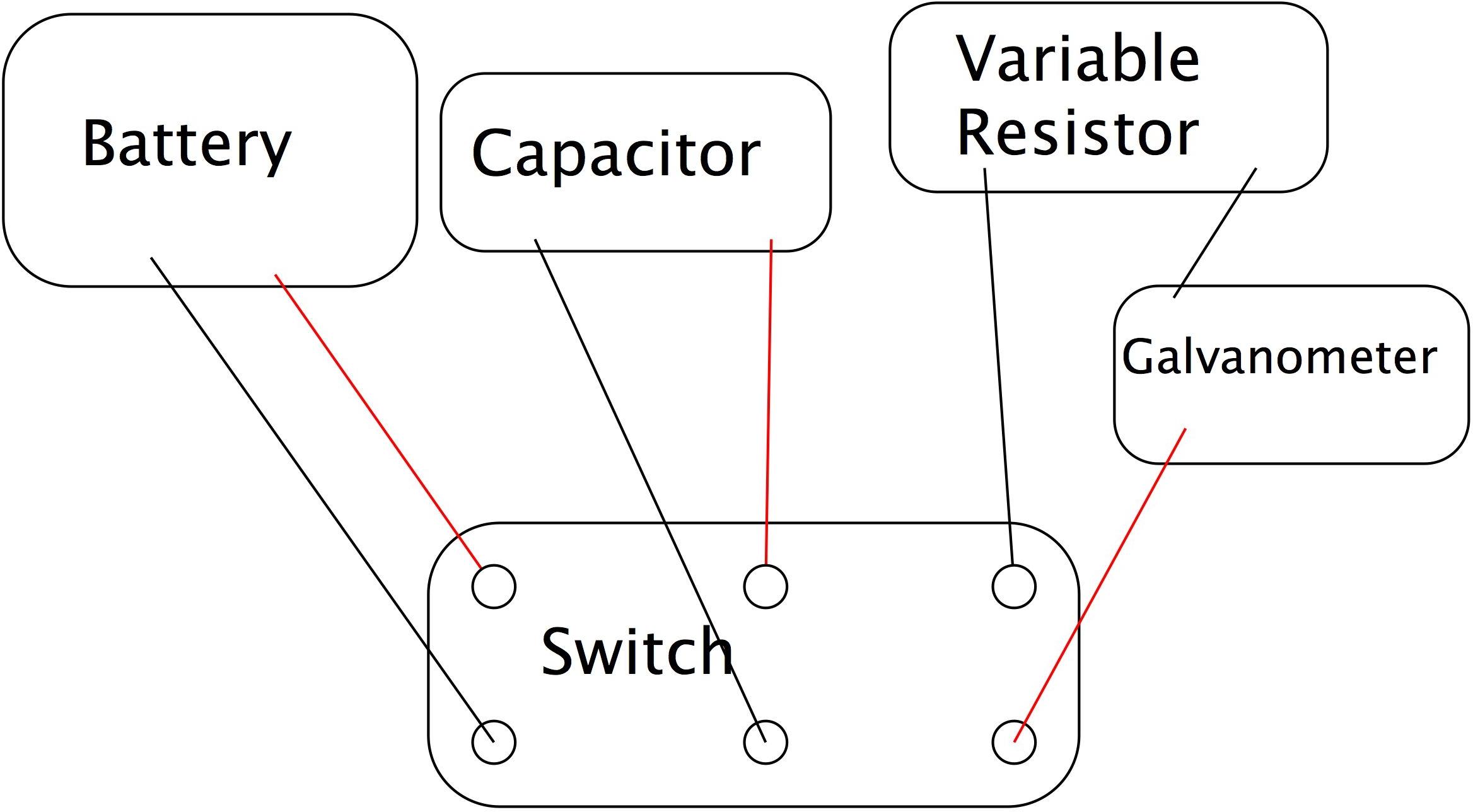 resistor circuit diagram square d shunt trip breaker wiring variable