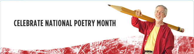 National Poetry Month