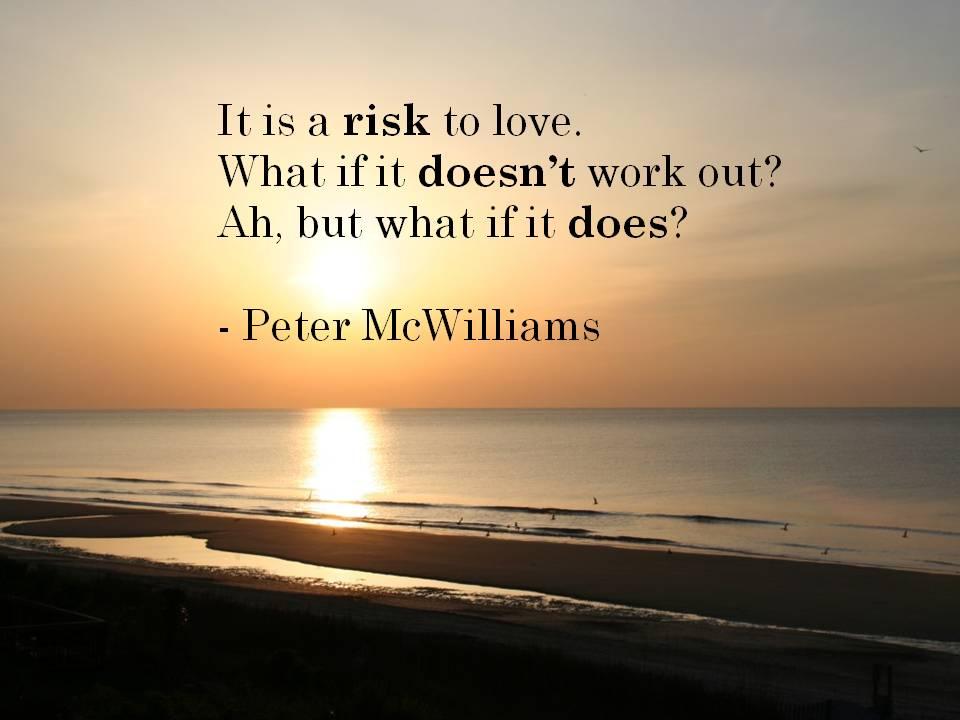 Is love worth the risk  Teacher baker crazy rule maker