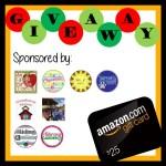 Amazon Giveaway June 14