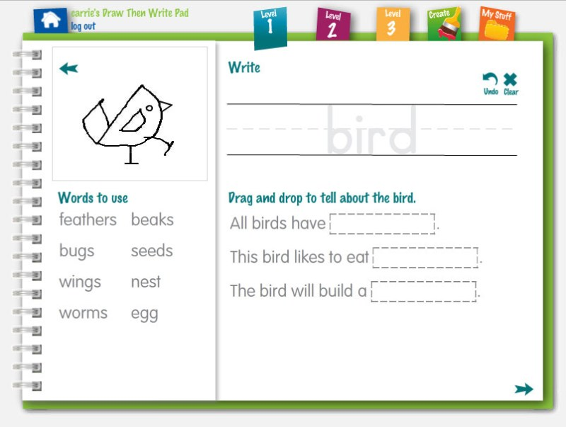 Finding Safe Apps: A Great Drawing and Writing Educational