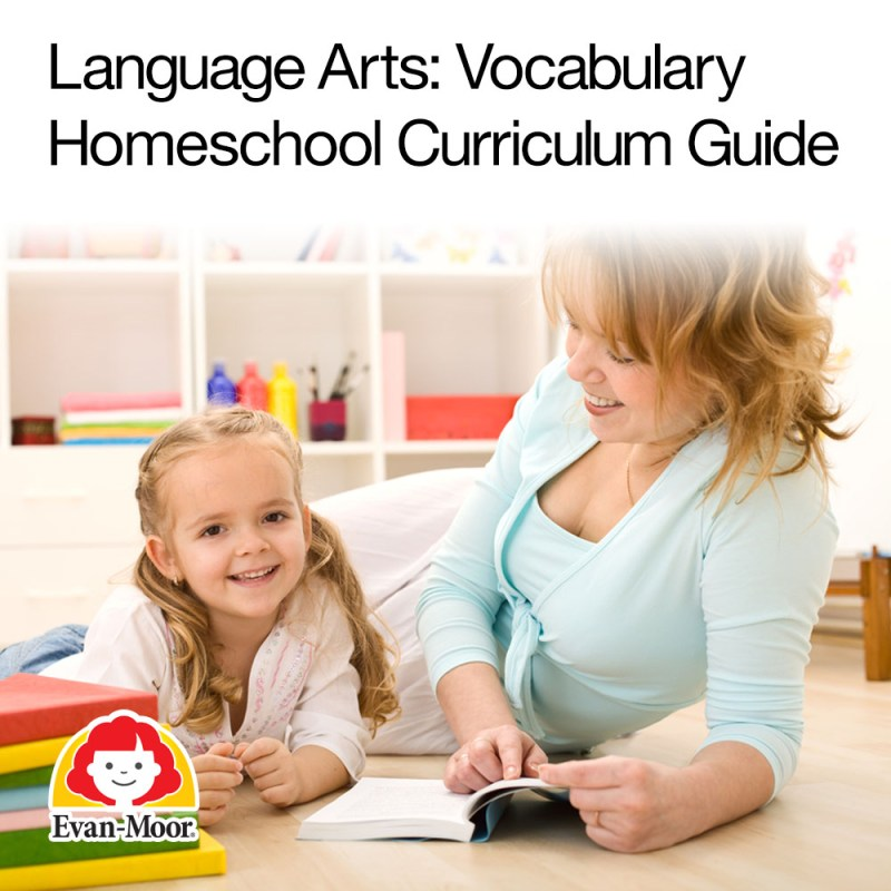 Language Arts: Vocabulary Homeschool Curriculum Guide - The