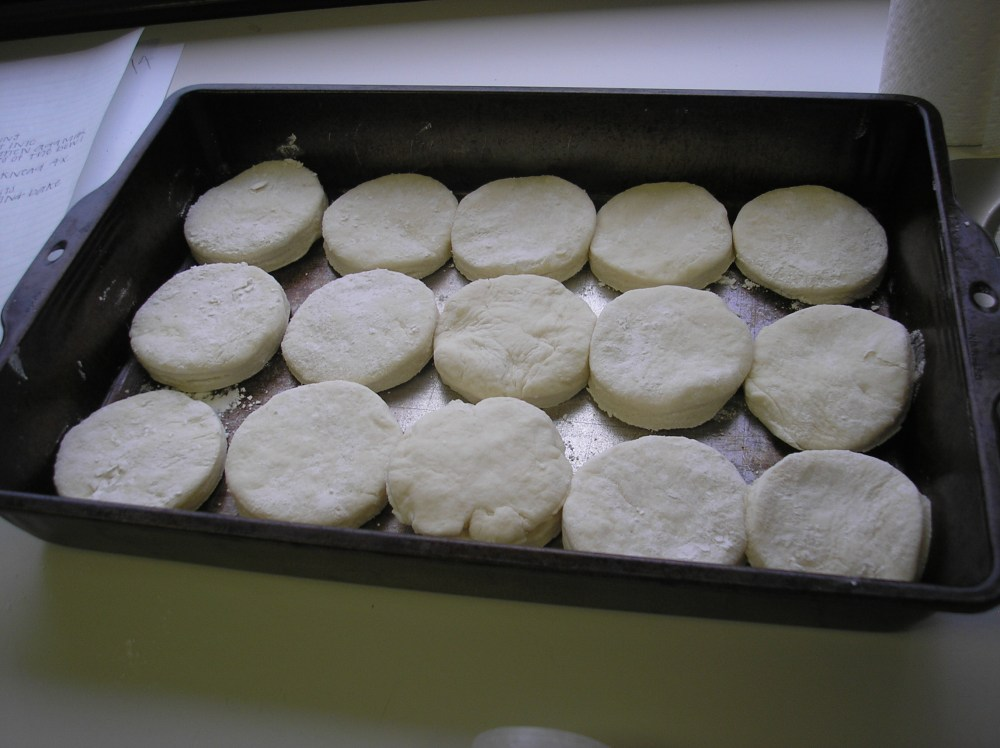 BISCUITS Made from Scratch (5/6)
