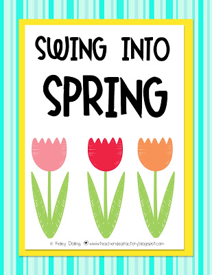 SWING INTO SPRING – FREE UNIT