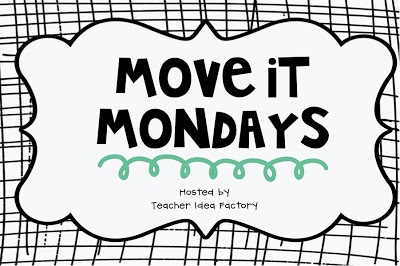 MOVE IT MONDAYS  VOL II – CLASSROOM MOVEMENT SERIES