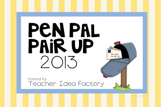 PEN PAL NEWS + FRIENDLY LETTER FREEBIE