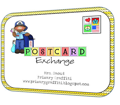 IT'S TIME FOR THE ANNUAL POSTCARD EXCHANGE – SIGN UP NOW
