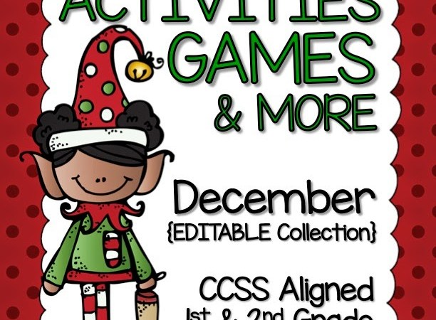 DECEMBER MATH STATIONS – OUT OF THE BOX FUN AND A FREEBIE