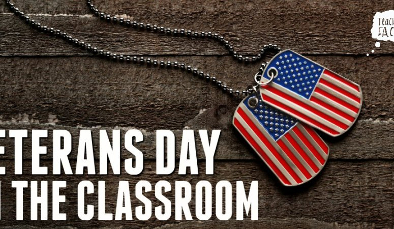 VETERANS DAY IN THE CLASSROOM