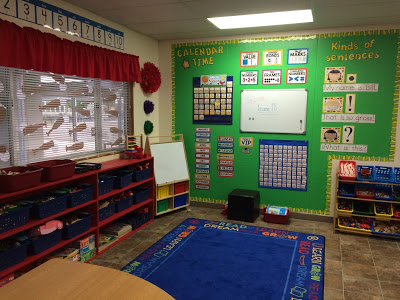 THE BIG REVEAL – MY NEW CLASSROOM AT MY NEW SCHOOL