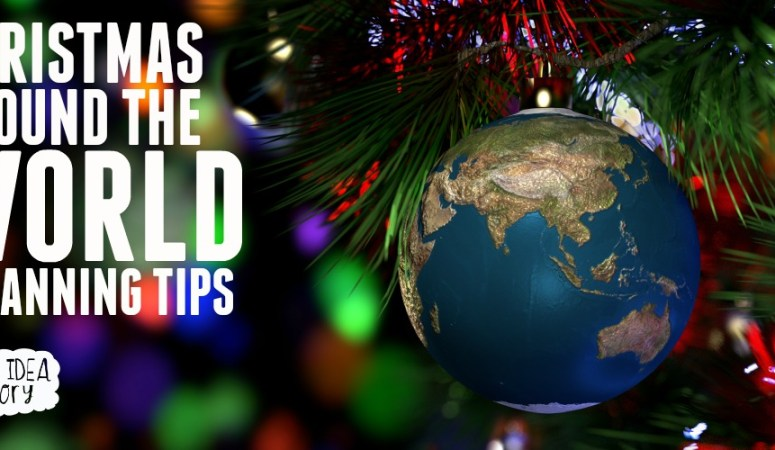 CHRISTMAS AROUND THE WORLD PLANNING