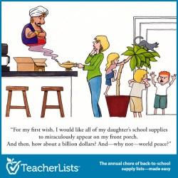 funny cartoons cartoon shopping teacherlists ready