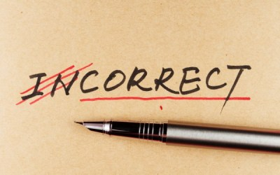 How and when to use correction (Part – 2)
