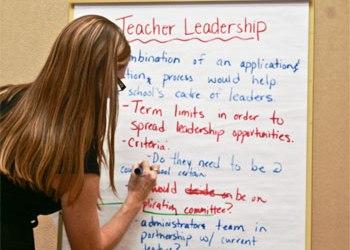 Teacher as a leader