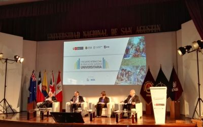 PISA results, International Meeting for Higher Education. What's the next step for Peru?