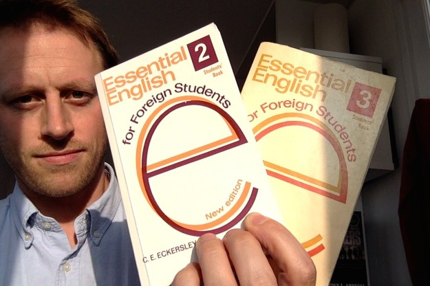 Essential English for Foreign Students by C. E. ECKERSLEY
