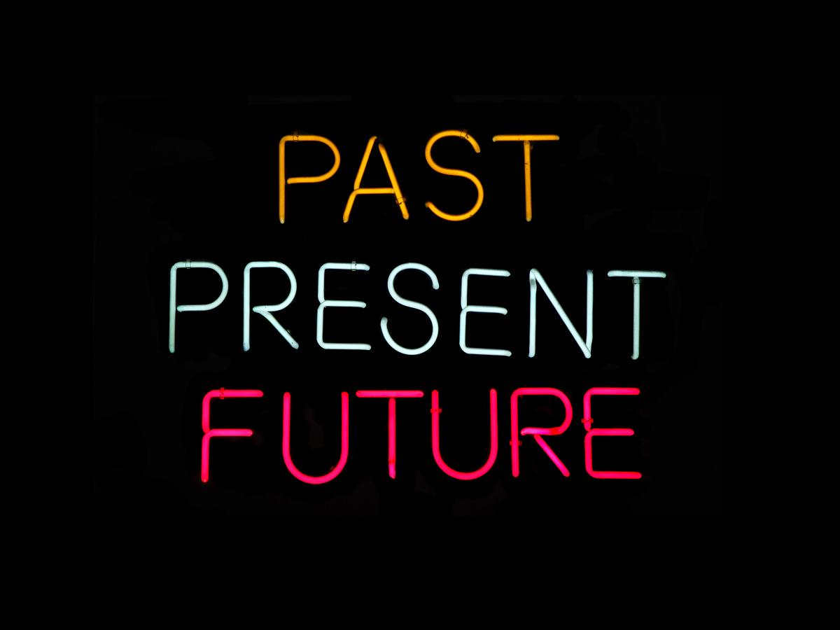 263  Past, Present & Future – Verb Tenses | Luke's ENGLISH