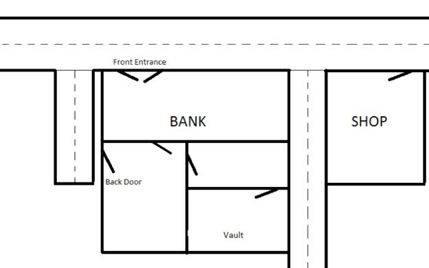 bank map