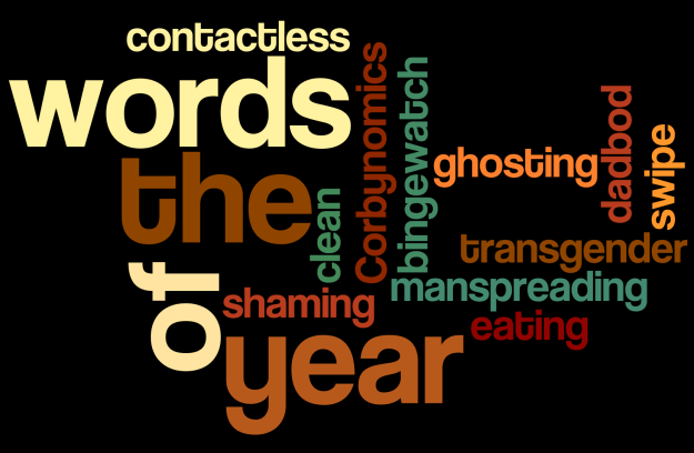 Words of the Year 1