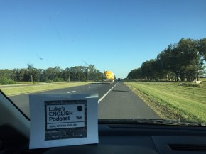 Gustavo Kotelchuk on the road