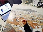Lеksandra Sokolova - an artist who listens while illustrating - sashasokolova.com