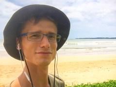 Mike in Sri Lanka or India