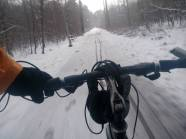 Zdenek_Lukas in Czech Republic - always listens while cycling to work even in freezing conditions - don't slip Zdenek!