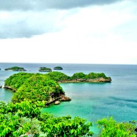 Conquering the Hundred Islands in three days!